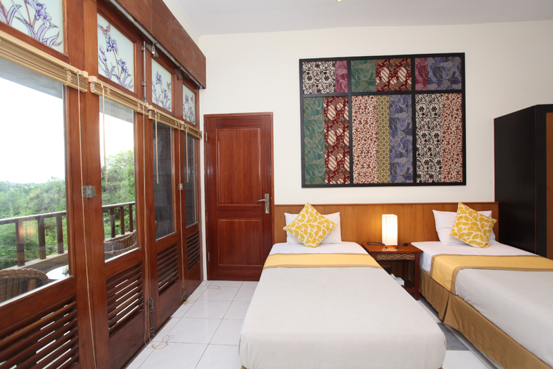deluxe twin sanur hotel