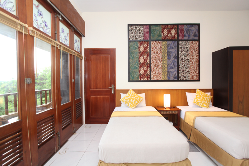 deluxe twin sanur seaview hotel