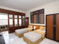 deluxe rooms twin sanur bali hotel