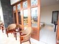 sanur hotel, balcony