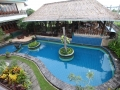sanur hotel, pool view