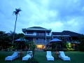 sanur resort hotel, garden view