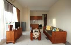 Living room junior suite VIEW