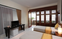 deluxe rooms sanur seaview hotel