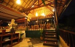 mini library, sanur hotel