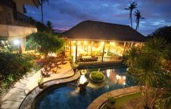 sanur hotel in bali, indonesia