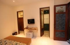 superior room, sanur seaview hotel