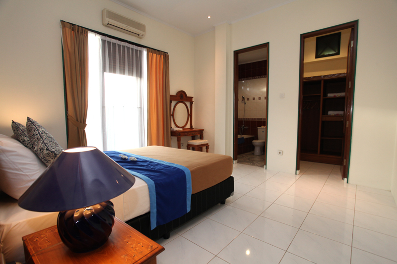 JUNIOR SUITE SEAVIEW - BED ROOM