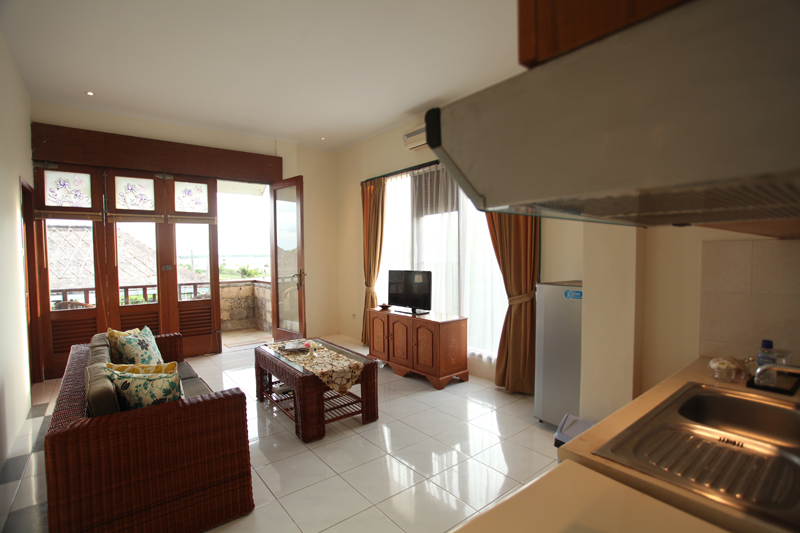 sanur resort hotel, living room, sanur seaview hotel