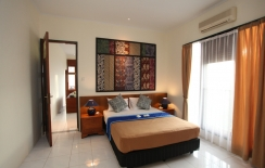 junior suite room,  sanur hotel