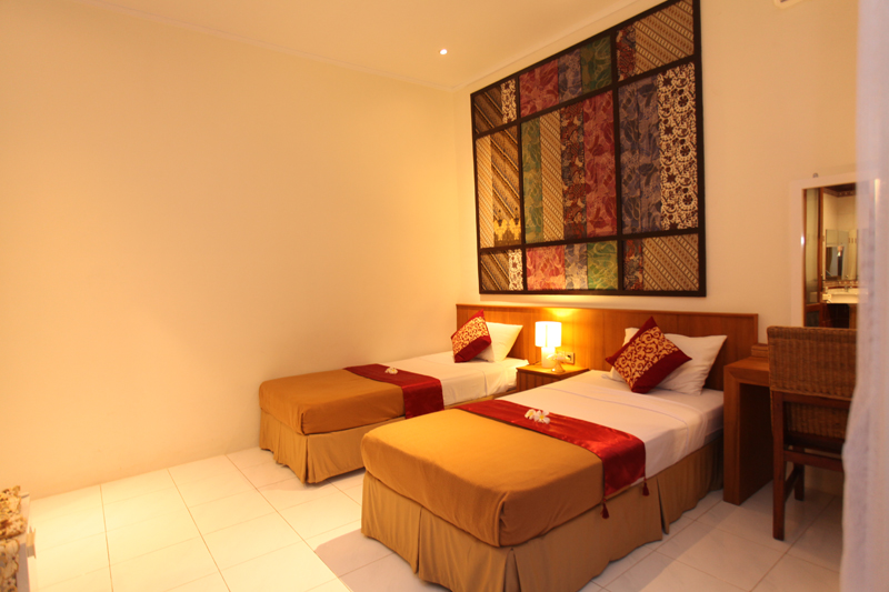 superior rooms in sanur bali indonesia